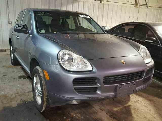 2005 Porsche Cayenne | 944423