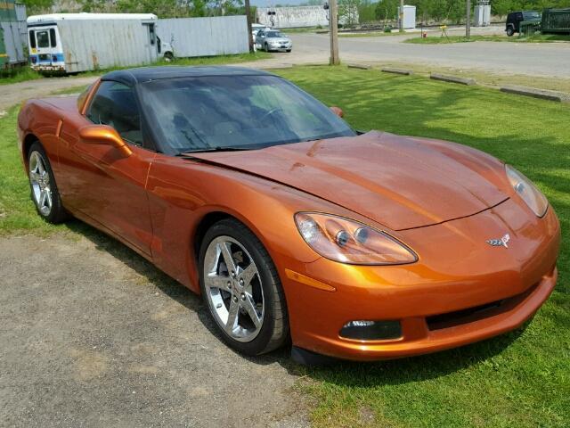 2007 Chevrolet Corvette | 944425