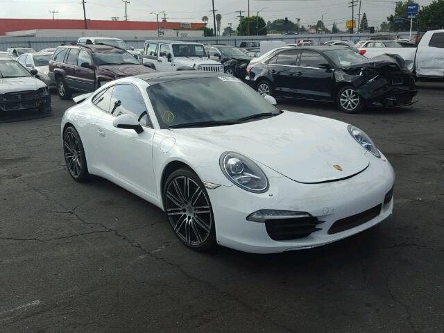 2014 Porsche 911 | 944429