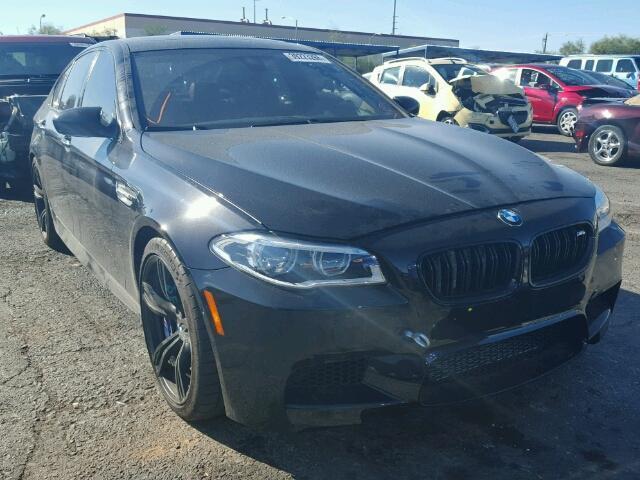 2016 BMW M5   944462