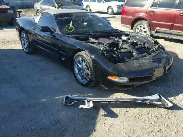 2002 Chevrolet Corvette | 944463