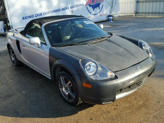 2002 Toyota MR2 | 944476