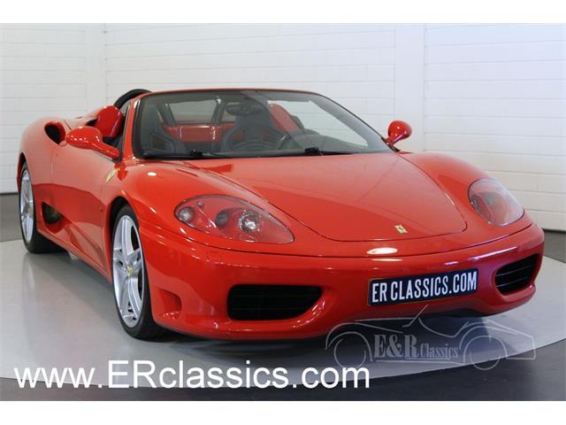 2002 Ferrari 360 F1 Spider | 940448