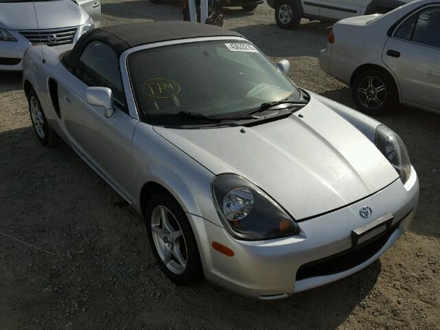 2002 Toyota MR2 | 944497