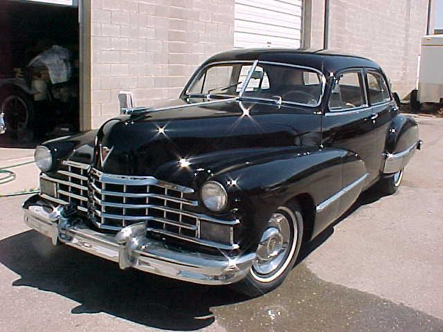 1947 Cadillac Fleetwood | 940045
