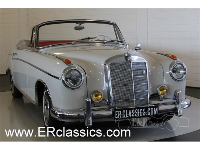 1957 Mercedes-Benz 220S | 940450