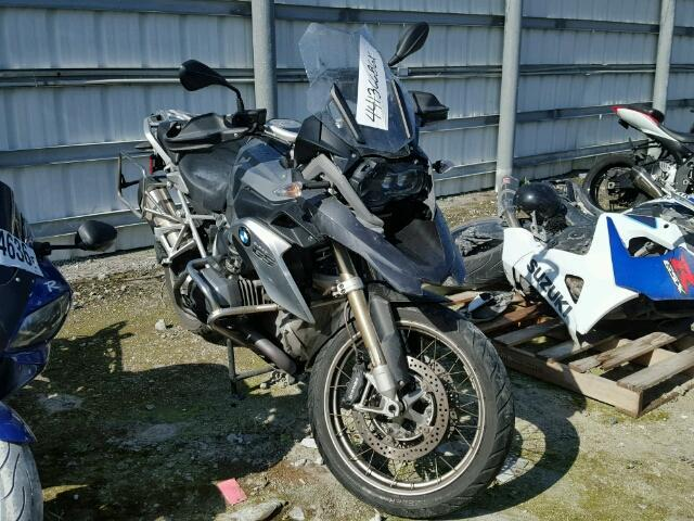 2014 BMW Motorcycle | 944502