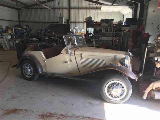 1952 MG Convertible | 940451