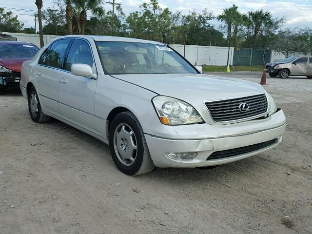 2002 Lexus LS430 | 944524