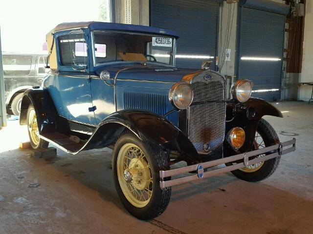 1930 Ford Model A | 944539