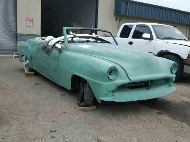 1951 DeSoto Custom | 944544