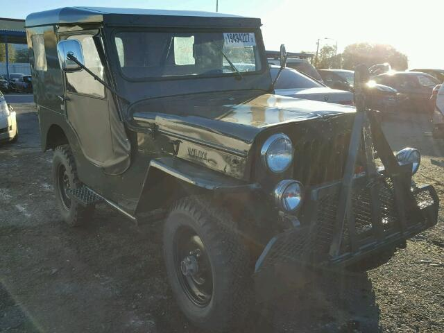 1953 Willys Jeep | 944545