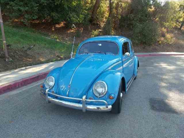 1956 Volkswagen Beetle   944548