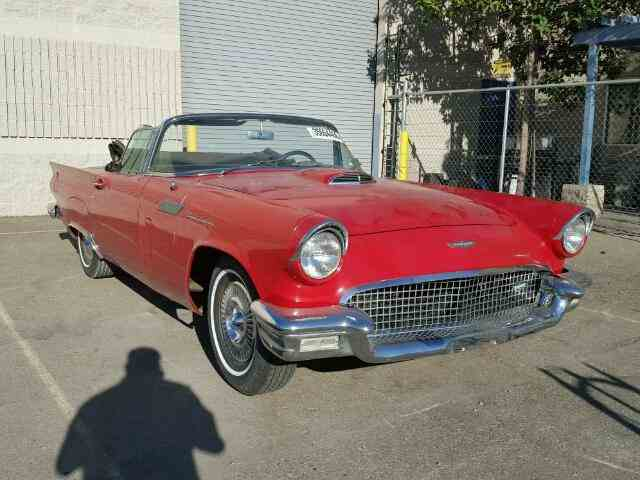 1957 Ford Thunderbird | 944550