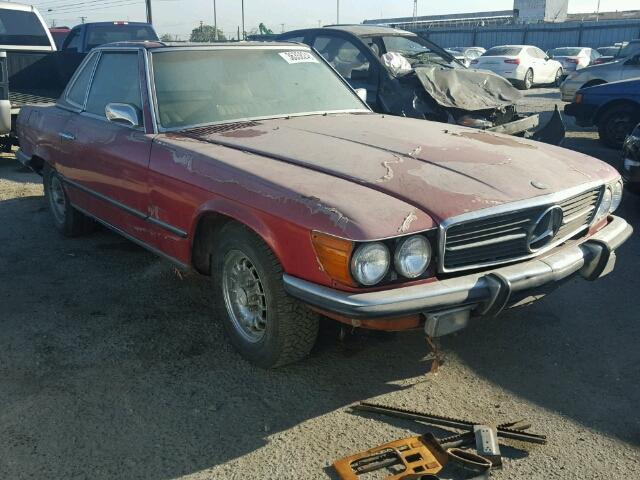 1972 MERCEDES-BENZ 420 - 500 | 944581