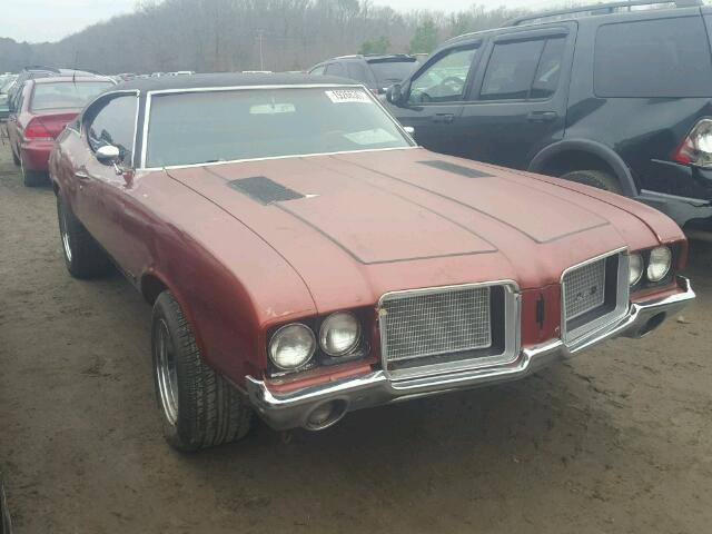 1972 Oldsmobile Cutlass | 944583