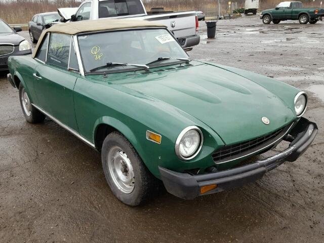 1977 FIAT ALL MODELS | 944615