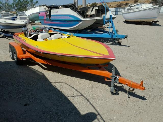 1977 CHAL BOAT | 944618