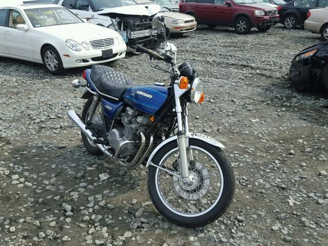 1978 KAWASAKI KZ SERIES   944628