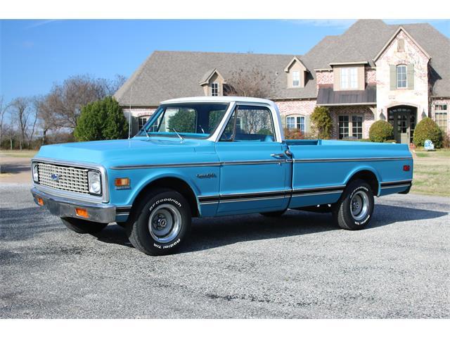 1972 Chevrolet C/K 10 | 944650