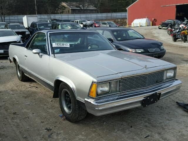 1981 CHEVROLET ALL OTHER | 944653