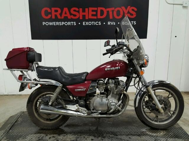 1982 SUZUKI CYCLE GS(F | 944661