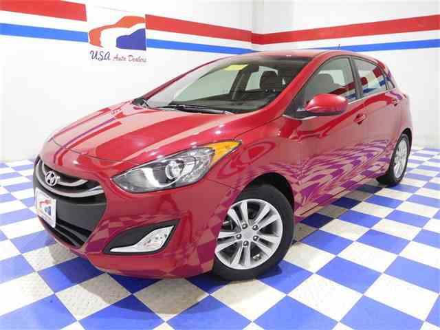 2014 Hyundai Elantra   940467