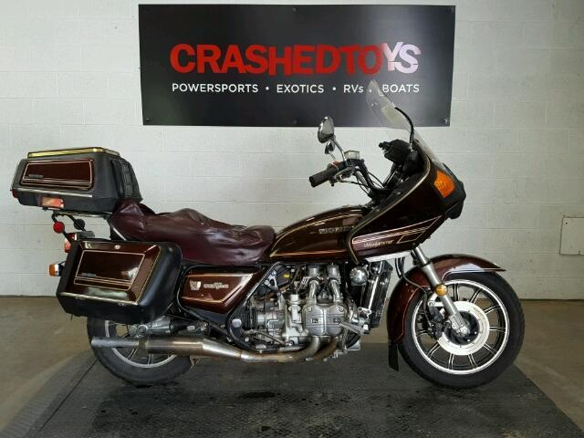 1983 HONDA GL CYCLE | 944682