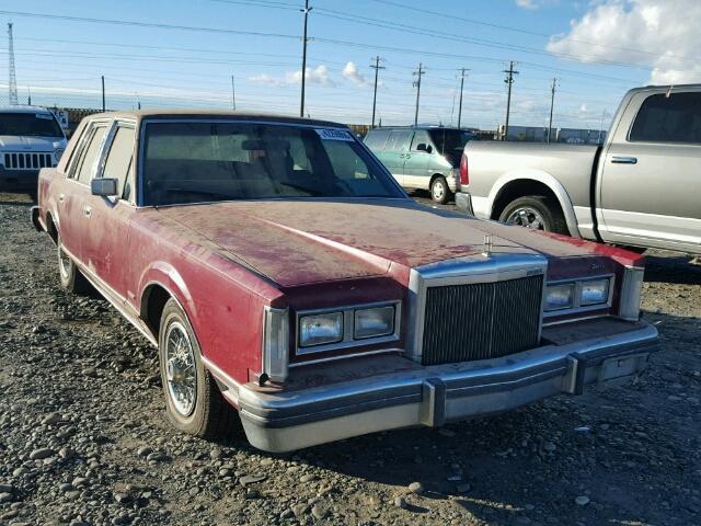 1983 Lincoln Town Car | 944684