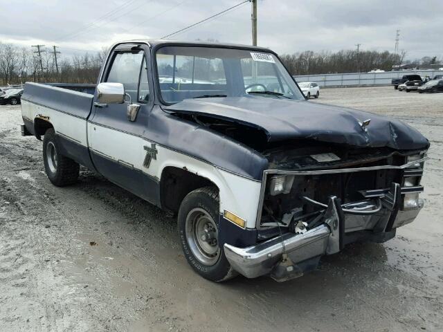 1984 Chevrolet C/K 1500 | 944699