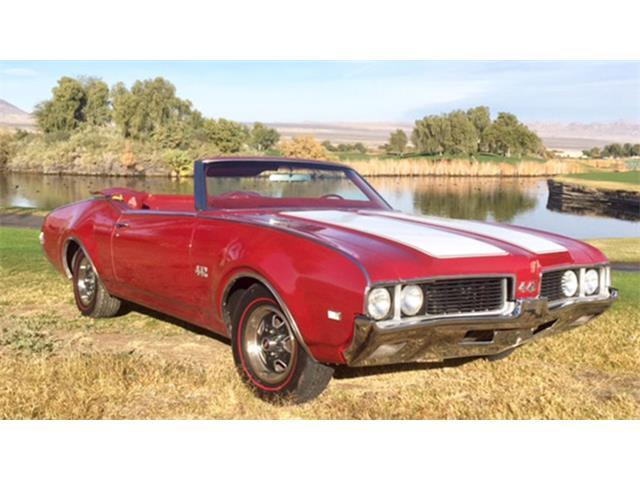 1969 Oldsmobile 442 | 940470