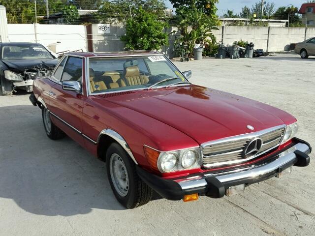 1985 MERCEDES-BENZ 320 - 400 | 944715
