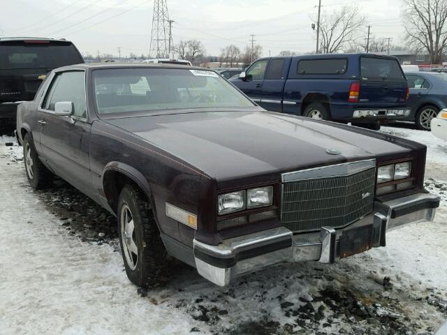 1985 Cadillac Eldorado | 944716