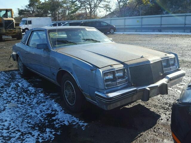 1985 Buick Riviera | 944727