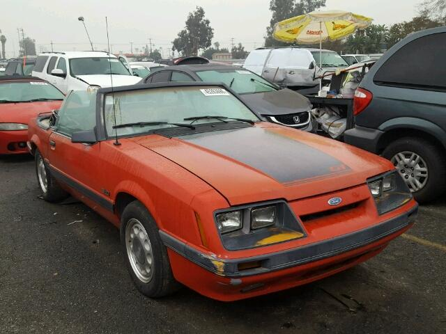 1986 Ford Mustang | 944741