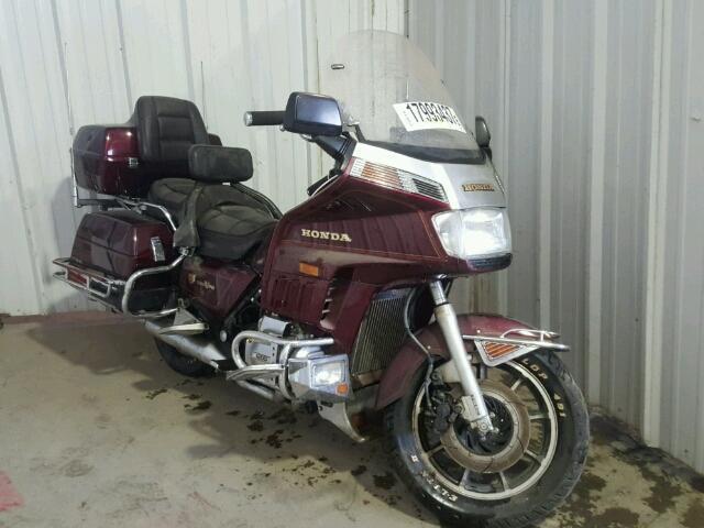 1986 HONDA GL CYCLE | 944744