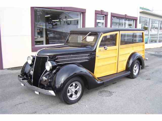 1936 Ford Tudor Woody Wagon | 940475