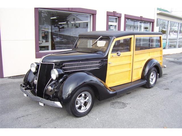 1936 Ford Tudor Woody Wagon | 940475