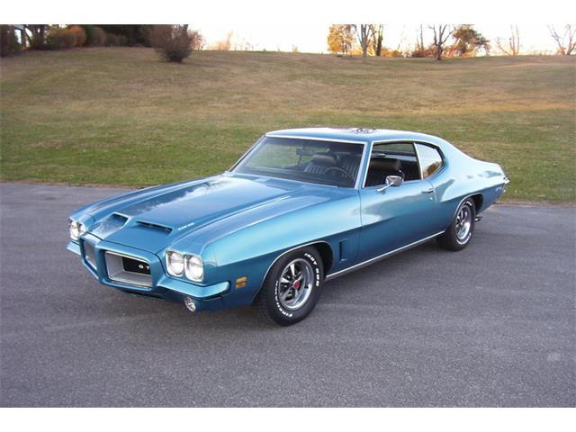 1972 Pontiac GTO | 940477