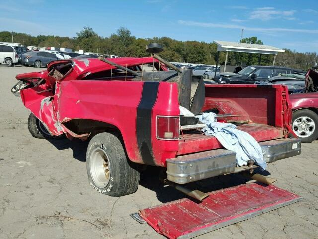 1987 CHEVROLET ALL OTHER | 944779