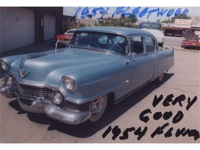 1954 Cadillac Fleetwood | 940048