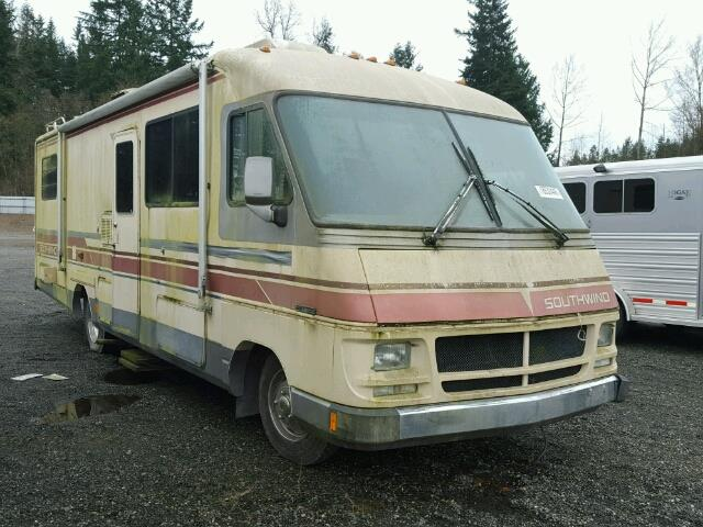 1988 Fleetwood Recreational Vehicle | 944808