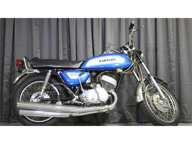 1971 Kawasaki H1 500   940482