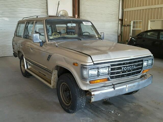 1989 Toyota Land Cruiser FJ | 944831