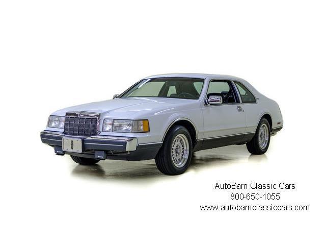 1990 Lincoln Continental Mark II | 940484