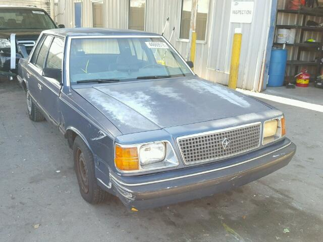 1989 Plymouth Reliant | 944842