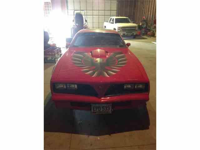 1978 Pontiac Firebird Trans Am   944869