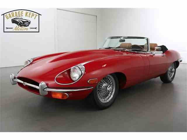 1969 Jaguar E-Type | 944881