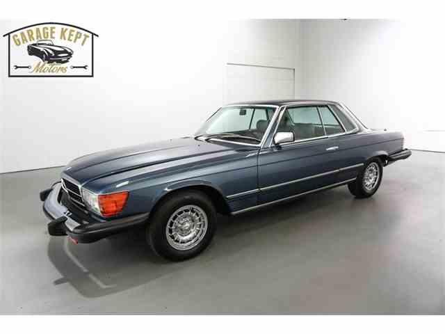 1980 Mercedes-Benz 450SL | 944887
