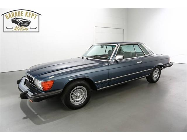 1980 Mercedes-Benz 450SL | 944887